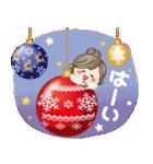 ナチュラルガール♥【年中OK/お祝い言葉】(個別スタンプ:14)
