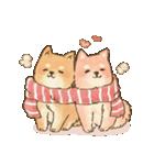 可愛い柴犬の日常スタンプ2(個別スタンプ:03)
