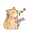 可愛い柴犬の日常スタンプ2(個別スタンプ:13)