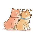 可愛い柴犬の日常スタンプ2(個別スタンプ:22)