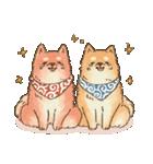 可愛い柴犬の日常スタンプ2(個別スタンプ:28)