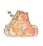 可愛い柴犬の日常スタンプ2(個別スタンプ:35)