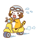 ミステリーラスカル☆敬語スタンプ(個別スタンプ:23)
