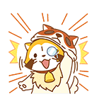 ミステリーラスカル☆敬語スタンプ(個別スタンプ:36)