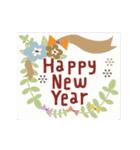 毎年使える大人の年賀状(個別スタンプ:12)