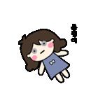 """""""ウンジョンちゃん""""専用の韓国名前スタンプ(個別スタンプ:16)"""