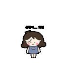 """""""ウンジョンちゃん""""専用の韓国名前スタンプ(個別スタンプ:19)"""