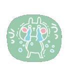 うさぴ★の背景塗りつぶし(個別スタンプ:34)