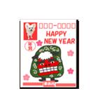 チワワであけおめ!★クリスマス&お正月(個別スタンプ:31)