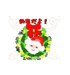 楽しいクリスマスそして、幸せなクリスマス(個別スタンプ:6)