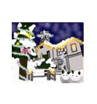 楽しいクリスマスそして、幸せなクリスマス(個別スタンプ:13)