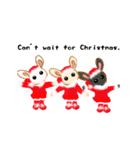 楽しいクリスマスそして、幸せなクリスマス(個別スタンプ:15)