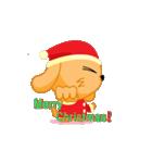 あれすけ クリスマスとお正月(個別スタンプ:01)