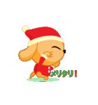あれすけ クリスマスとお正月(個別スタンプ:07)