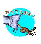 サワガニ君(個別スタンプ:04)