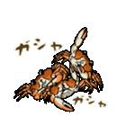 サワガニ君(個別スタンプ:12)