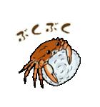 サワガニ君(個別スタンプ:16)