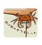 サワガニ君(個別スタンプ:20)
