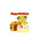 子犬がご挨拶(個別スタンプ:18)