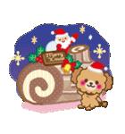 【戌年】トイプードルのお正月&日常2018(個別スタンプ:37)