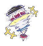 おそ松さんお年玉つきスタンプ(個別スタンプ:12)
