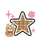 ☆2018年☆正月柴犬スタンプ(個別スタンプ:40)