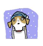 ジャックさんの冬!(個別スタンプ:07)