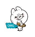 Milk sticker of the mini-pig(個別スタンプ:15)