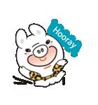 Milk sticker of the mini-pig(個別スタンプ:31)