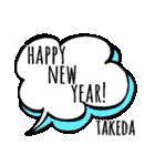 【TAKEDA】専用スタンプ(個別スタンプ:28)