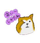 ゆる~い秋田犬スタンプ*秋田弁*(個別スタンプ:03)