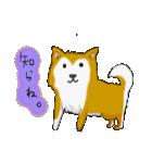 ゆる~い秋田犬スタンプ*秋田弁*(個別スタンプ:11)