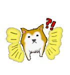 ゆる~い秋田犬スタンプ*秋田弁*(個別スタンプ:16)