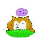 ゆる~い秋田犬スタンプ*秋田弁*(個別スタンプ:40)