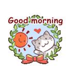 毎日おはよう猫(個別スタンプ:30)