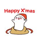 丸マコト : クリスマス&ニューイヤー(個別スタンプ:01)