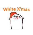 丸マコト : クリスマス&ニューイヤー(個別スタンプ:03)