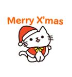 丸マコト : クリスマス&ニューイヤー(個別スタンプ:06)