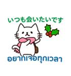 丸マコト : クリスマス&ニューイヤー(個別スタンプ:21)
