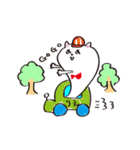 りえちゃん スタンプ(個別スタンプ:05)