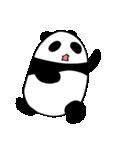 パンダと白いハムスター1(個別スタンプ:30)