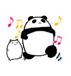 パンダと白いハムスター1(個別スタンプ:34)