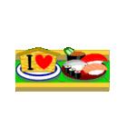 Sushi Bravo! <English Ver.>(個別スタンプ:01)