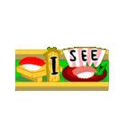 Sushi Bravo! <English Ver.>(個別スタンプ:13)