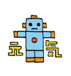 ロボット・ロビー(個別スタンプ:03)