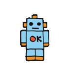 ロボット・ロビー(個別スタンプ:09)