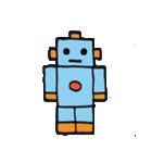 ロボット・ロビー(個別スタンプ:36)