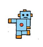 ロボット・ロビー(個別スタンプ:37)