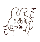 【たつみ】専用3(個別スタンプ:17)