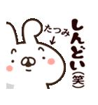 【たつみ】専用3(個別スタンプ:18)